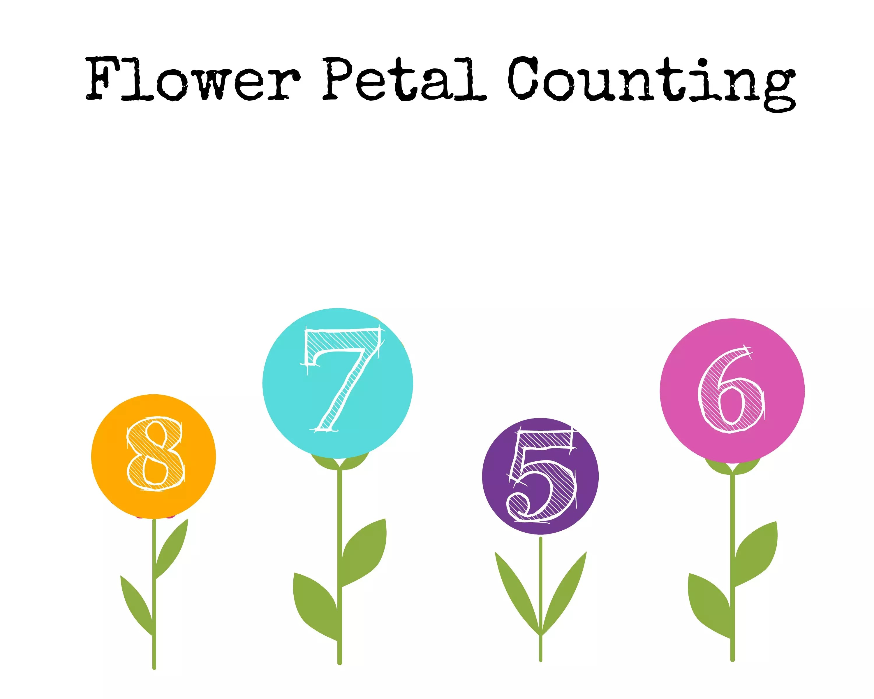Math Worksheet Counting To 60