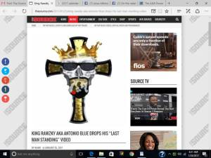 Antonio Blue featured on the source
