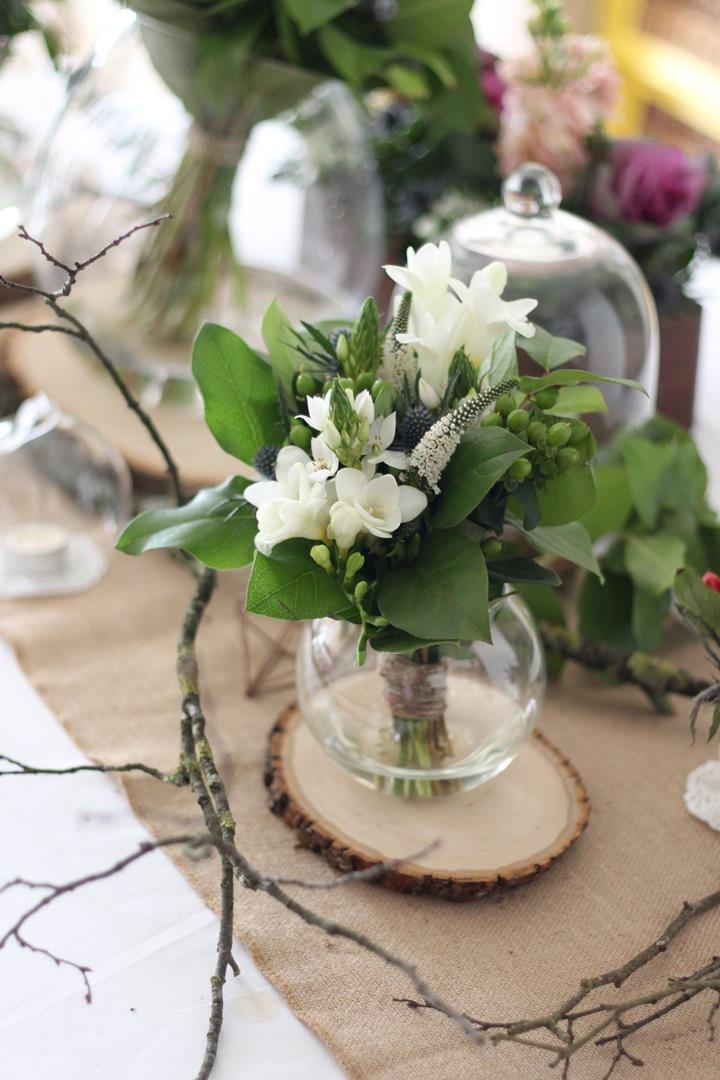 Inspiration Dcoration De Table Champtre Et Bohme