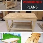 27 Sturdy Diy Workbench Plans Ultimate List Mymydiy Inspiring Diy Projects
