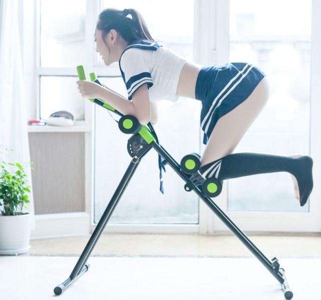 Tuigirl Lisha Li 李丽莎 Custom Schoolgirls Naked Set