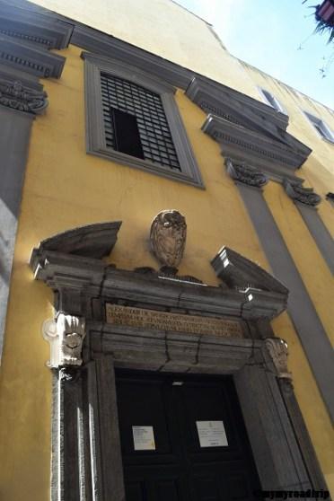 Naples-chapelle