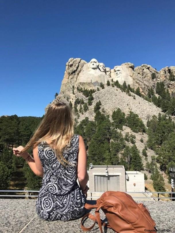 Mont Rushmore Mymyroadtrip