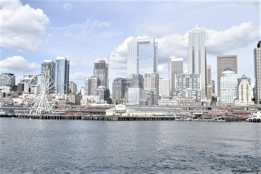 Seattle waterfront croisiere