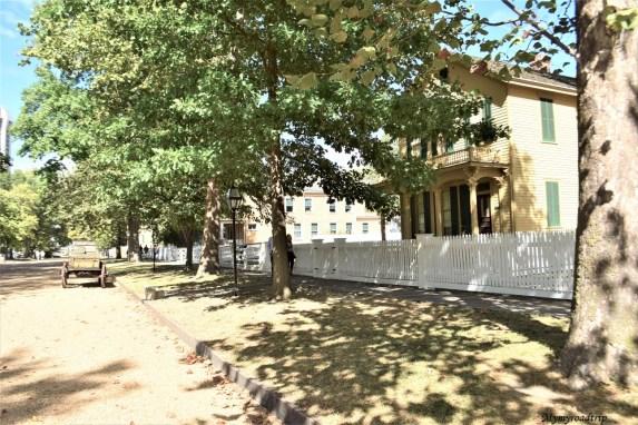quartier historique lincoln