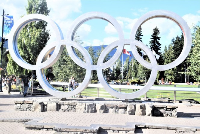 Whistler jeux olympique