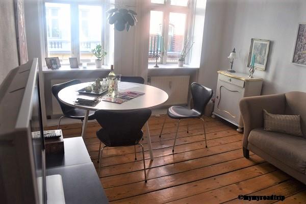 Airbnb à Copenhague