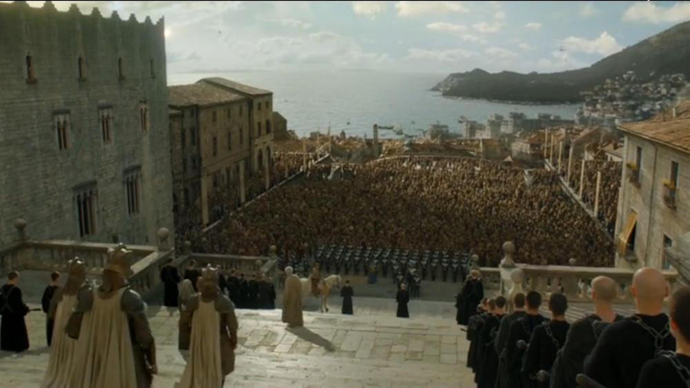 Version de Game of Thrones