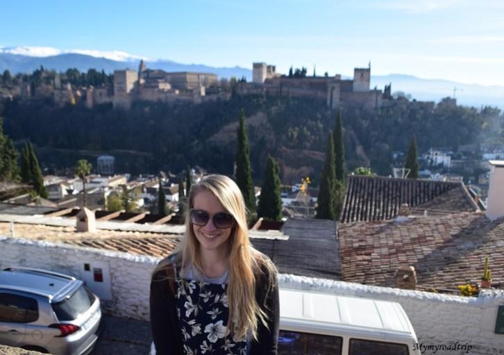 albaicin grenade alhambra