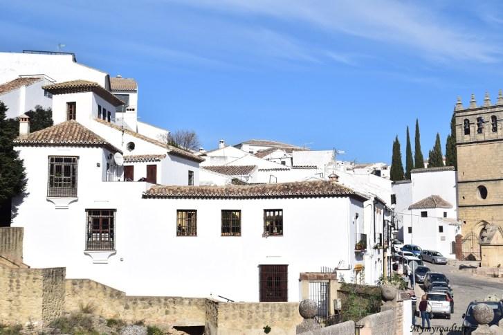 village blanc ronda andalousie