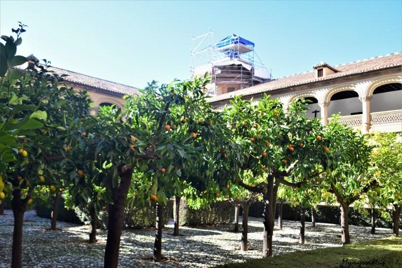 Monastère de San Jeronimo grenade