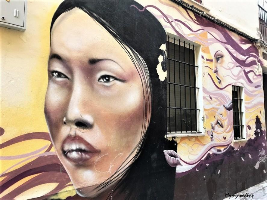 lagunillas malaga street art