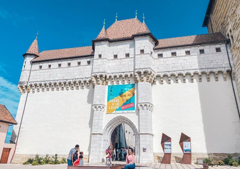 Annecy château