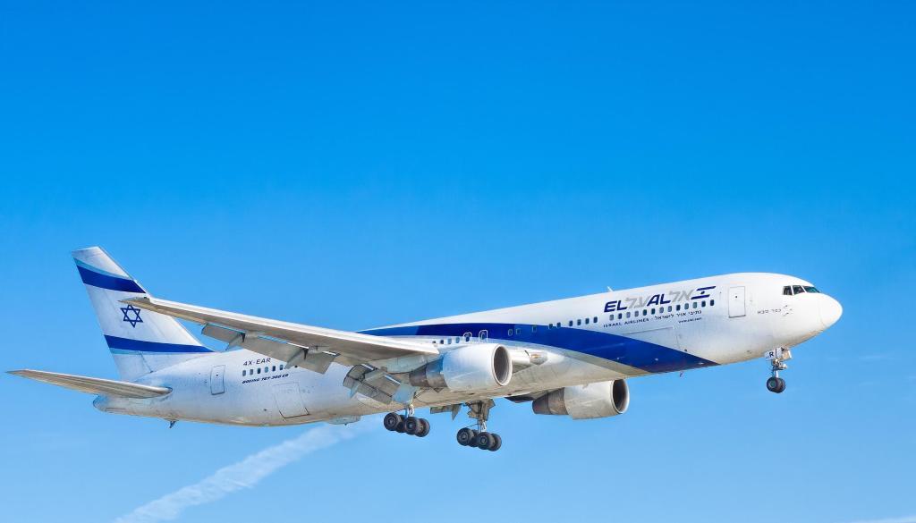 avion enceinte