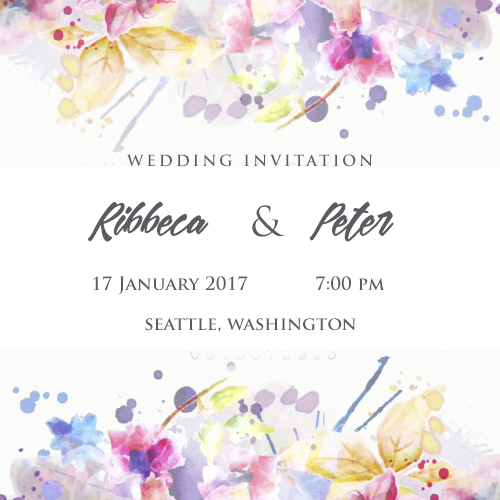 Wedding Invitation Card Online Create