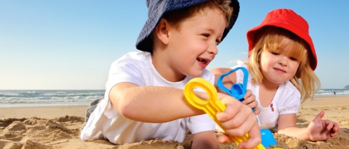 Kid Friendly Activities to do with Babysitter or Nanny on Naples Beach Florida