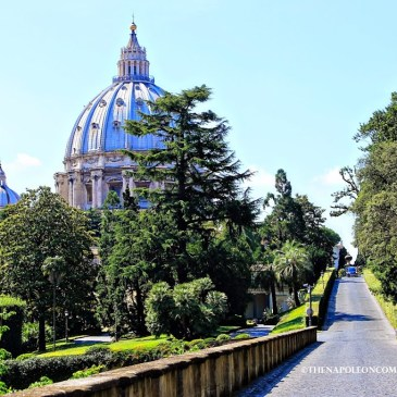 The Gardens of Vatican City
