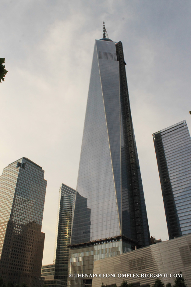 Picture of One World Trade Center, NYC