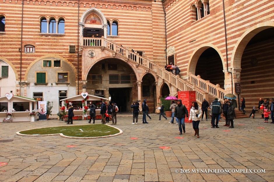 Picture of Scala della Ragione, Verona, Italy