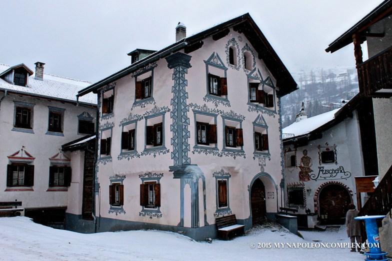 Picture of Bergün, Switzerland