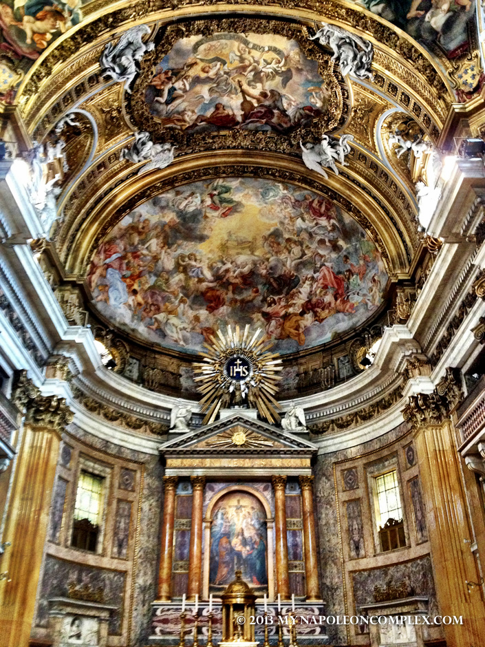 Picture of Chiesa del Gesù in Rome, Italy