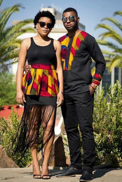 Couple latest styles