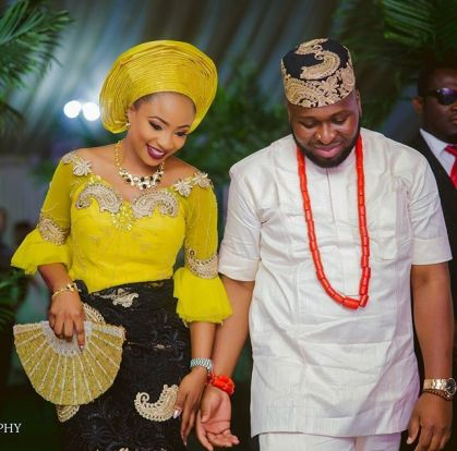 Igbo wedding dress