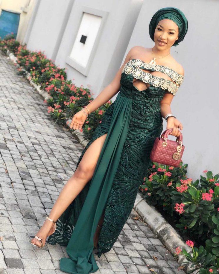 aso ebi lace styles