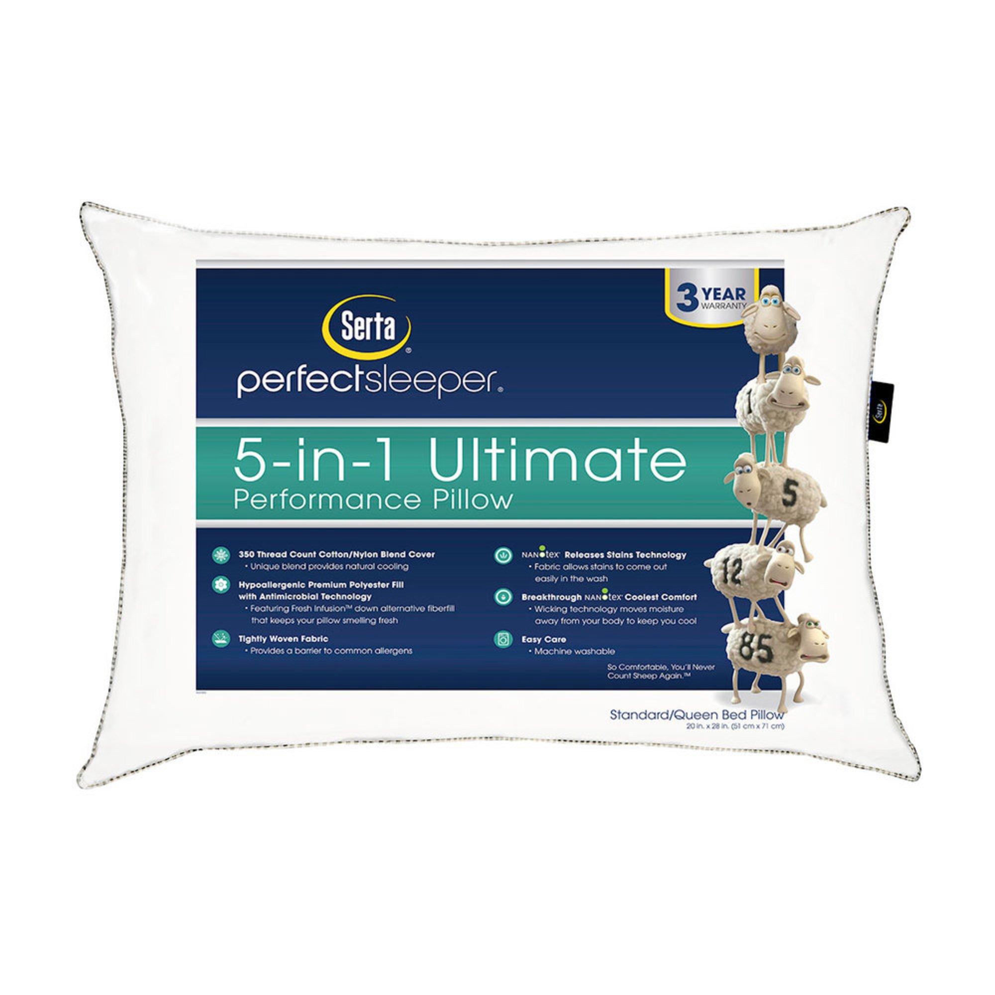 serta perfect sleeper 5 in 1 ultimate