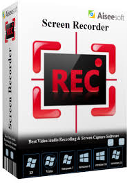 Aiseesoft Screen Recorder Full – Video Çekme Programı