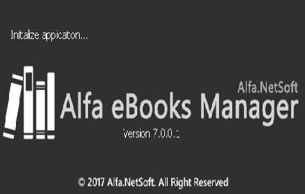 Alfa eBooks Manager Pro/Web İndir – Full v8.4.20.1