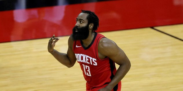 Brooklyn Nets James Harden'ı kadrosuna kattı