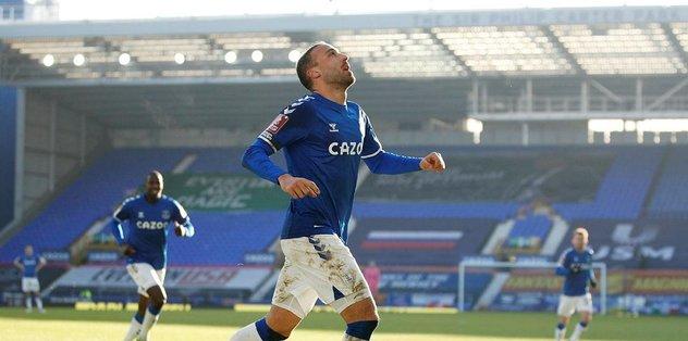 Everton Rotherham United 2-1 (MAÇ SONUCU - ÖZET) Cenk Tosun...