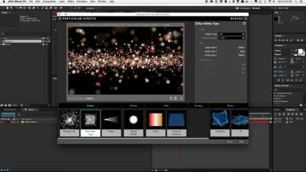 Red Giant Trapcode Suite