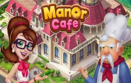 Manor Cafe Apk İndir – Mod Para Haksız v1.74.11