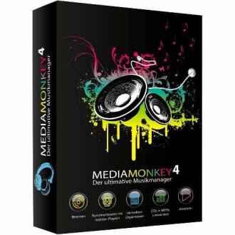MediaMonkey Gold İndir – Full Türkçe