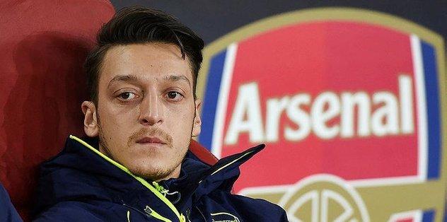 Mesut Özil Almanlar'ın çağrısına yanıt verdi!