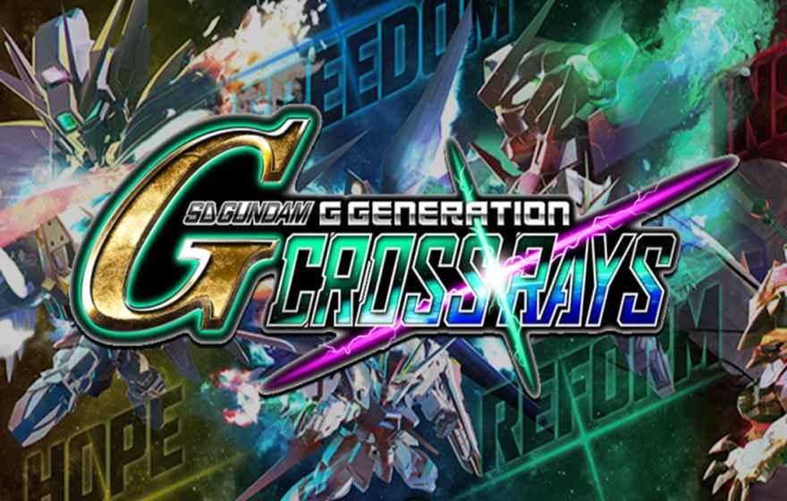 SD Gundam G Generation Cross Rays İndir – Full PC