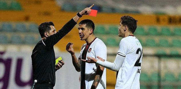 Tahkim Kurulu Mahmut Recevik ve Enzo Roco'nun cezalarını onadı