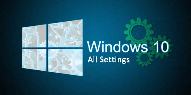 Win10 All Settings İndir – Full v1.4.0.7