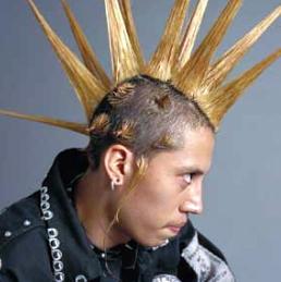 Xavier Taveras La Calle Mohawk My New Hair