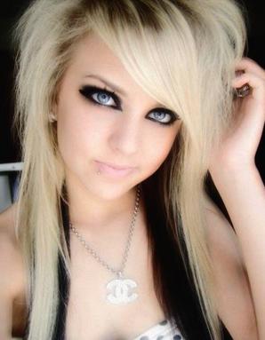 Blonde Katie Babyface
