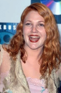 Drew Barrymore Red Hairstyle My New Hair