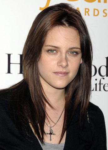 Kristen Stewart Hairstyle Layered My New Hair