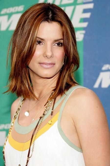 Sandra Bullock Hairstyles 41 My New Hair