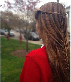 Braided Hairstyle Posts My New Hair
