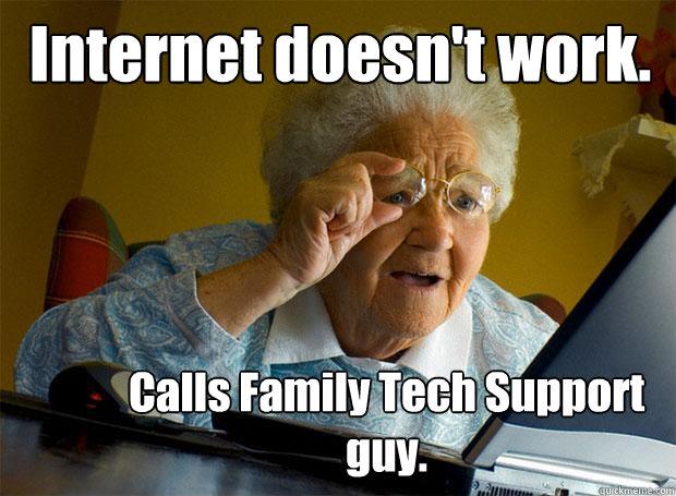 granny pic-calls FTSG