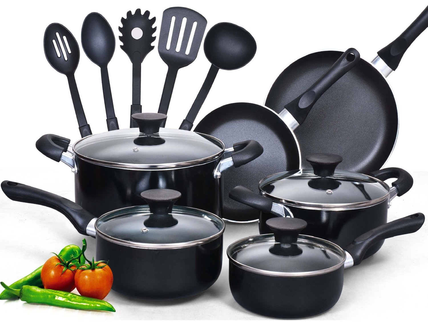 Kitchen Tools top 10 best cooking utensil sets 2017 review