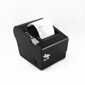 EOM-POS Thermal Receipt Printer - 80mm - Ethernet LAN, USB & Serial - Auto Cutter