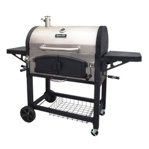 Dyna-Glo DGN576SNC-D Dual Zone Premium Charcoal Grill